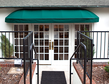 The new location of the Naturopathic Health Clinic of North Carolina